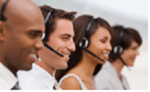 customer service technicians