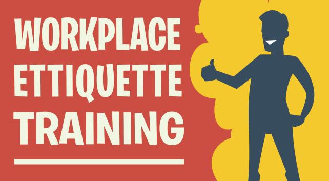 workplace etiquette images
