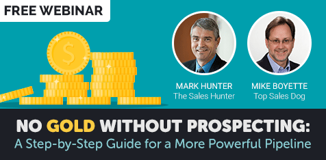 No Gold Without Prospecting Webinar