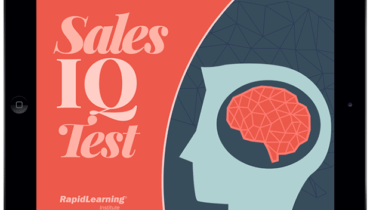 Sales IQ Test