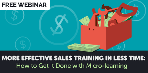 More Effective Sales Training in Less Time
